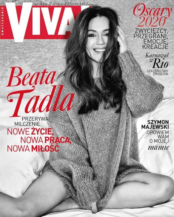 Beata Tadla, VIVA! 4/2020