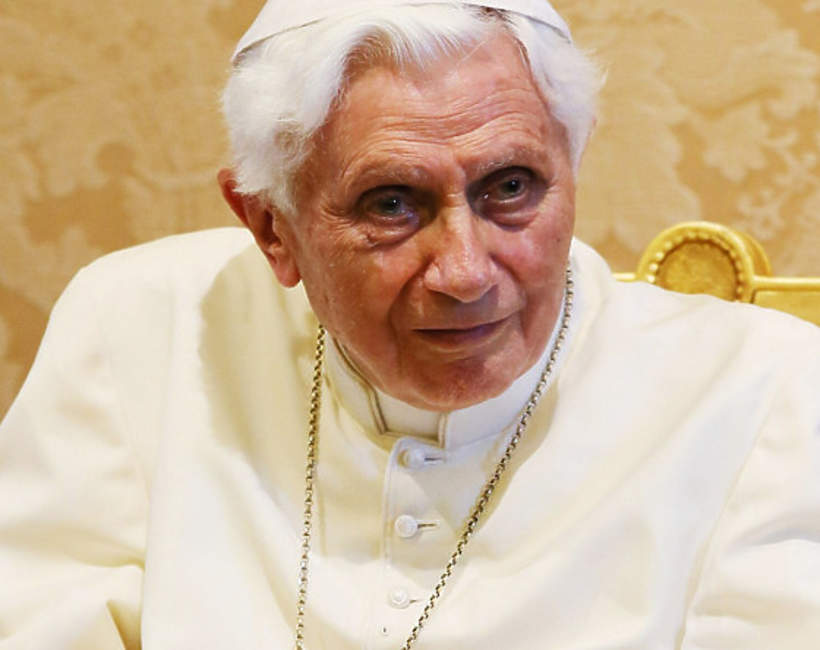 Benedykt XVI, 04.07.2015
