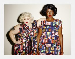 Beth Ditto SS16 collection