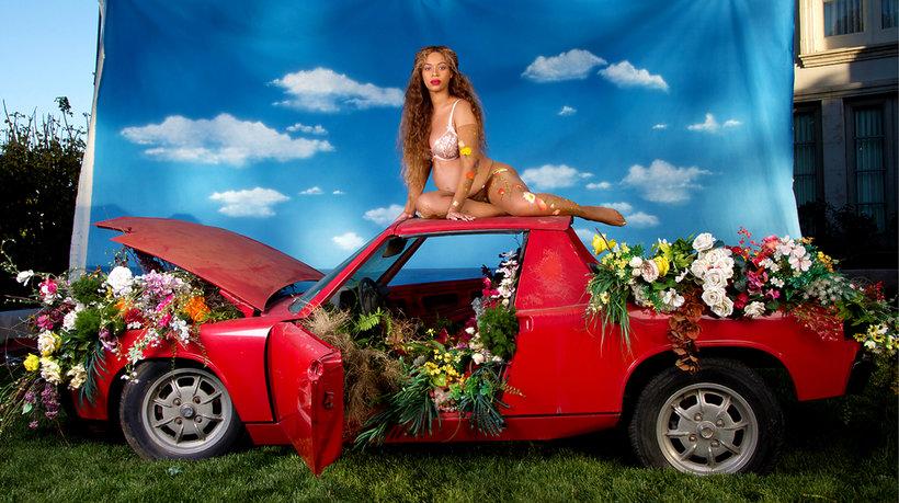 Beyoncé, Jay Z, Blue Ivy Carter, Beyonce w ciąży