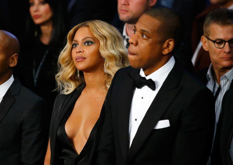 Beyonce, Jay-Z, Las Vegas, 21.11.2015 rok