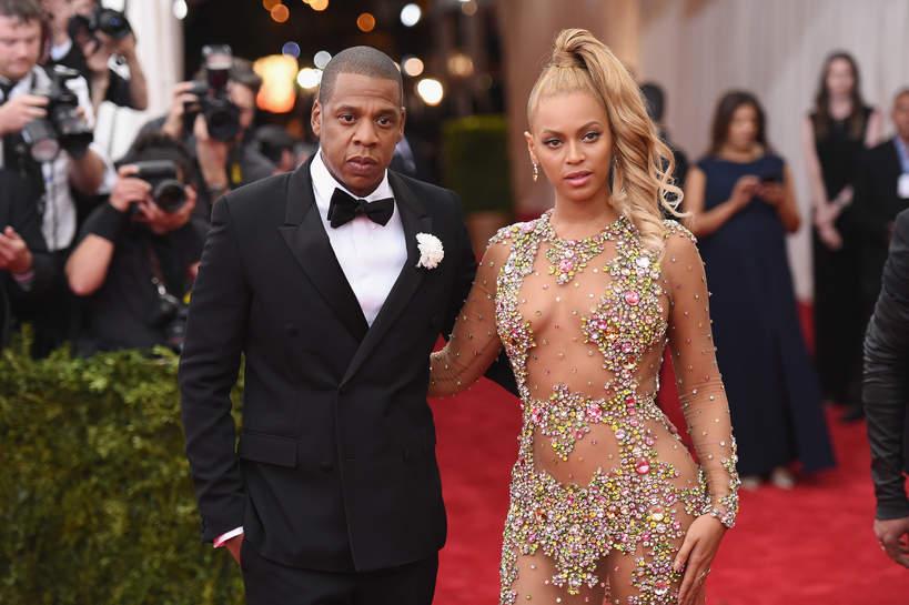 Beyonce, Jay-Z, Nowy Jork, 04.05.2015 rok