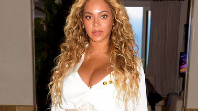 Beyonce po porodzie