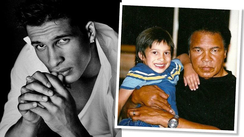 Biaggio Ali Walsh, wnuczek Muhammada Ali, jest bardziej gorący niż Ryan Gosling