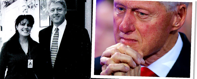 Bill Clinton i Monica Lewinsky