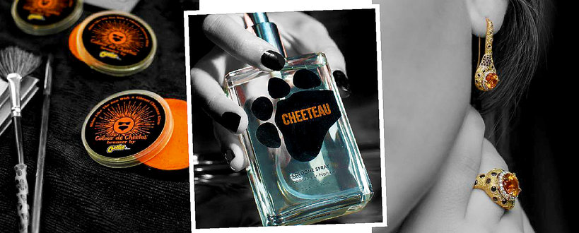 Biżuteria i perfumy inspirowane Cheetosami