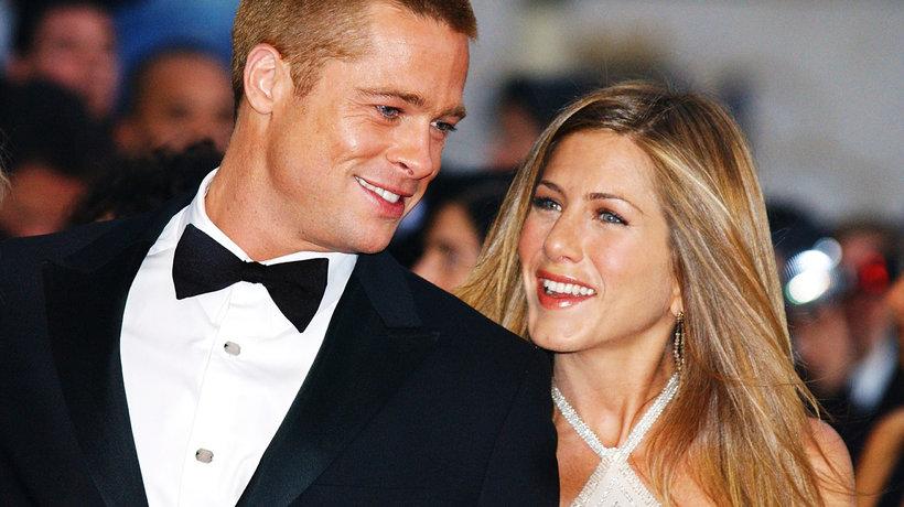Brad Pitt, Jennifer Aniston, Angelina Jolie, związek Brada Pitta i Jennifer Aniston