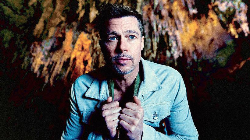 Brad Pitt przeżył wypadek. Staranował cztery samochody