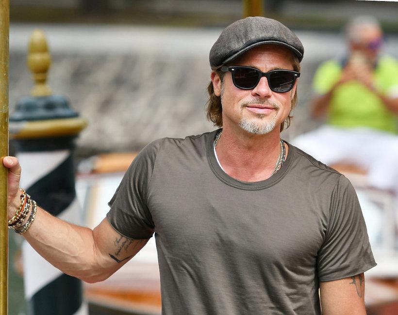 Brad Pitt, Wenecja 2019