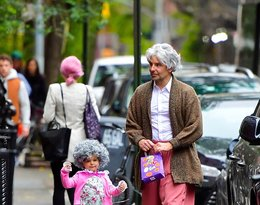 Bradley Cooper, córka, Lea De Seine, Halloween