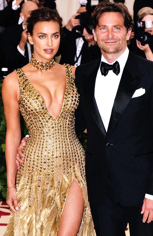 Bradley Cooper i Irina Shayk - tajemnice związku pary