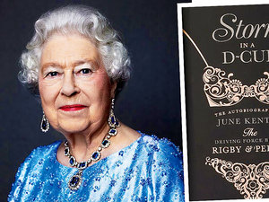 brafitterka królowej Elżbiety II