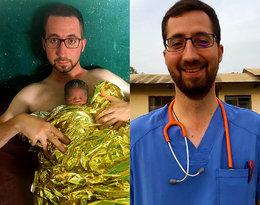 Bohaterski czyn polskiego misjonarza! Był żywym inkubatorem i uratował noworodka