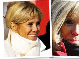 Brigitte Macron: czy robiła sobie operacje plastyczne a może padła ofiarą hejterów?