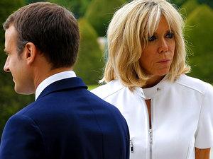 Brigitte Macron, Emmanuel Macron, Emmanuel Macron jest gejem, orientacja Emmanuela Macrona