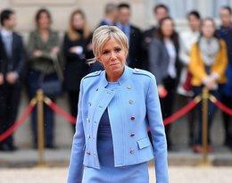 Brigitte Macron, Emmanuel Macron, styli Brigitte Macron, stylizacje Brigitte Macron