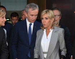 Brigitte Macron, stylizacje Brigitte Macron, stylizacje Brigitte Macron