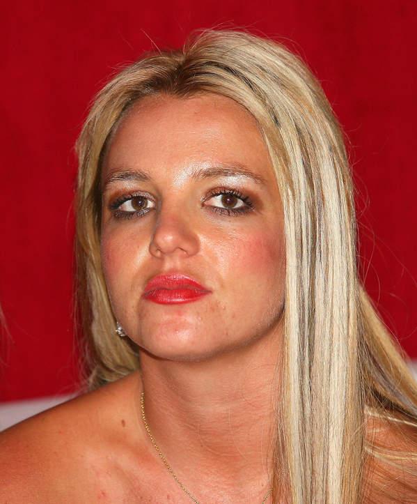 Britney Spears, Los Angeles, 23.05.2008 rok, urodziny projektantki Christian Audigier