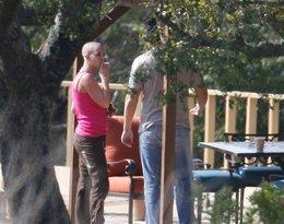 Britney Spears ogoliła głowę w lutym 2007 roku