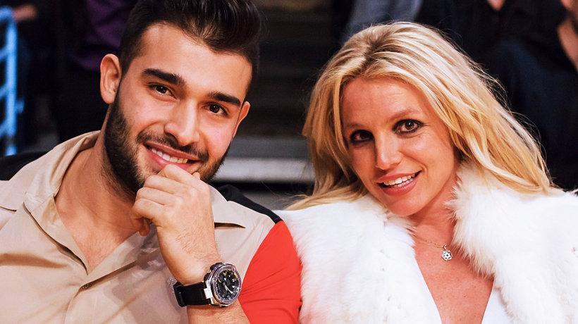 Britney Spears wyjdzie za mąż i będzie mieć dziecko z nowym partnerem, Samem Asgharim?