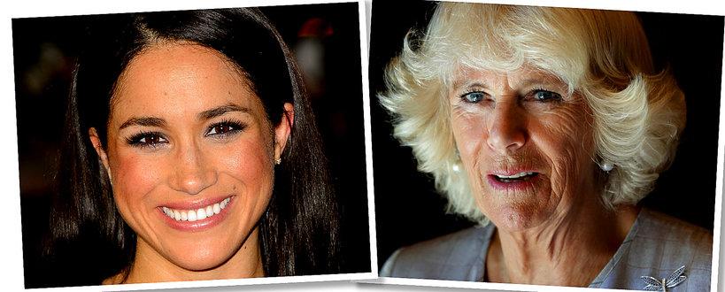 Camilla Parker-Bowles, księżna Camilla, Meghan Markle, Camilla krytykuje Meghan Markle