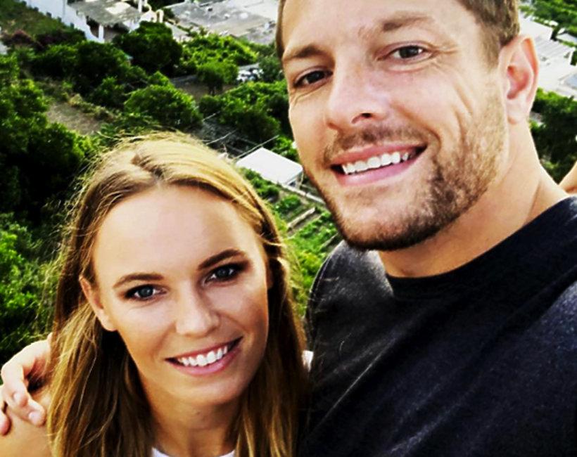 Caroline Wozniacki i David Lee wzięli ślub