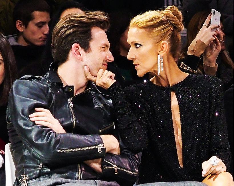Celine Dion i Pepe Munoz - miłość kwitnie