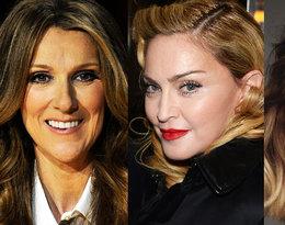 Celine Dion, Cher, Madonna, Adele... Oto 15 największych diw muzyki pop