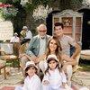 """Celine Dion z rodziną, """"Viva!"""" wrzesień 2014"""