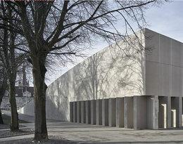 Centrum Dialogu Przełomy w Szczecinie, projektu Roberta Koniecznego z pracowni KWK PROMES z Katowic