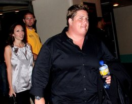Chastity Bono już jako Chaz Bono, syn Cher, lipiec 2009