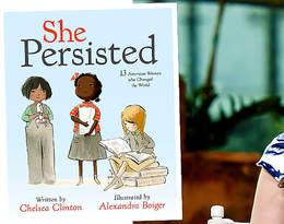 Czy córka pójdzie w ślady sławnego ojca? Chelsea Clinton wydała książkę o...