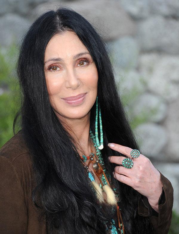 Cher, największe światowe diwy