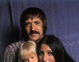 Cher, Sonny i Chastity Bono, październik 1972
