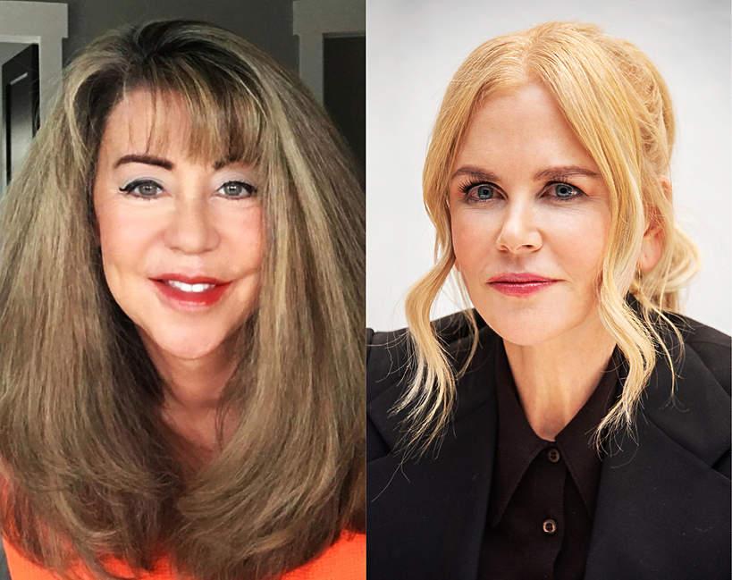 Cheryl Sanders, dublerka Nicole Kidman