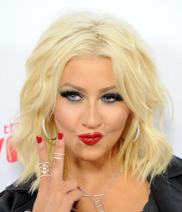 Christina Aguilera, największe światowe diwy