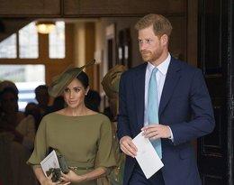 Chrzest księcia Louisa: tak wyglądała księżna Meghan i książę Harry
