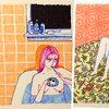 Co robią kobiety, kiedy nikt nie patrzy?