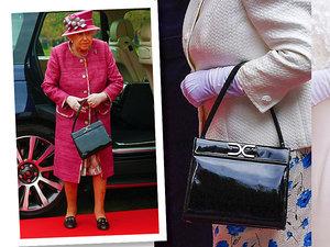 Co skrywa torebka Elżbiety II?