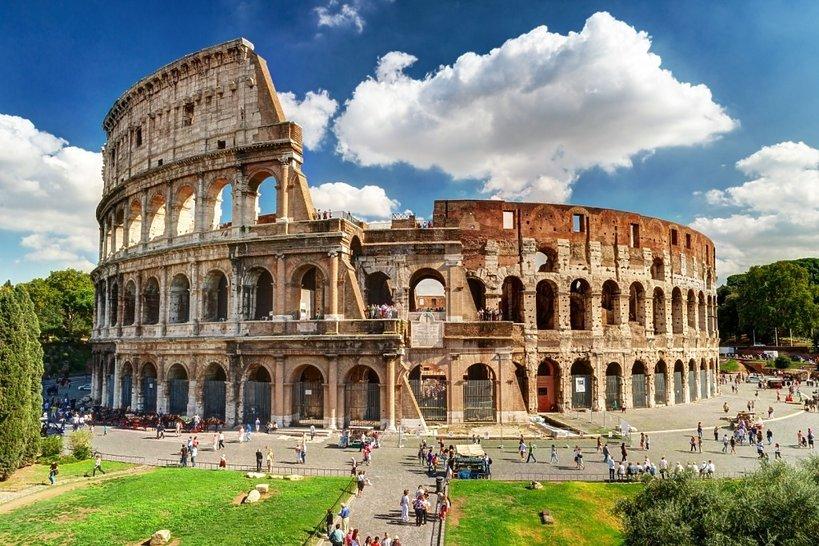 coloseum w rzymie