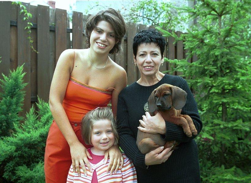 Córka Ewy Bem, Pamela Bem-Niedziałek
