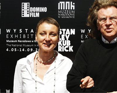 Córka Zbigniewa Wodeckiego, Katarzyna Wodecka-Stubbs komentuje konflikt z Olgą Bończyk