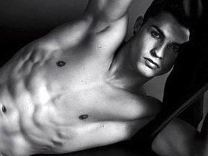 Cristiano Ronaldo, Biografa, Armani