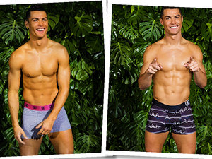 Cristiano Ronaldo, CR7, bokserki Cristiano Ronaldo, nowa kampania Cristiano Ronaldo