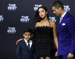 Cristiano Ronaldo, Georgina Rodriguez, Cristiano Ronaldo Junior