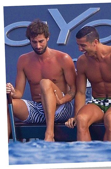 Cristiano Ronaldo, Georgina Rodriguez, dziewczyna Cristiano Ronaldo w ciąży