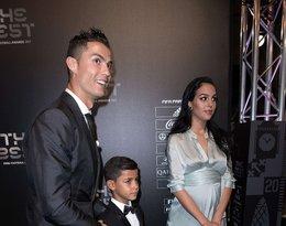 Cristiano Ronaldo odebrał Złotą Piłkę, zaś Georgina Rodriguez pochwaliła się brzuszkiem