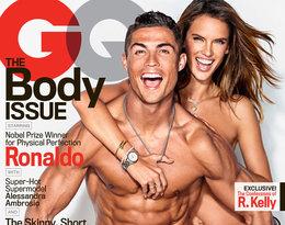 Cristiano Ronaldo, okładki, GQ