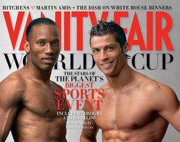 Cristiano Ronaldo, okładki, Vanity Fair