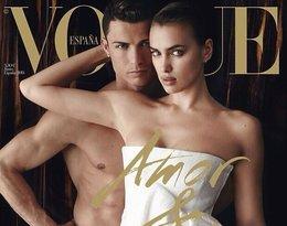 Cristiano Ronaldo, okładki, Vogue Espana